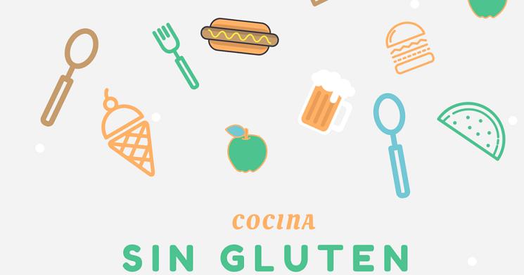 Cocinar sin gluten: Convertir tu cocina en zona libre