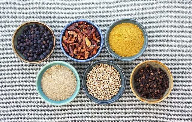 ¿Son todas las especias sin gluten?