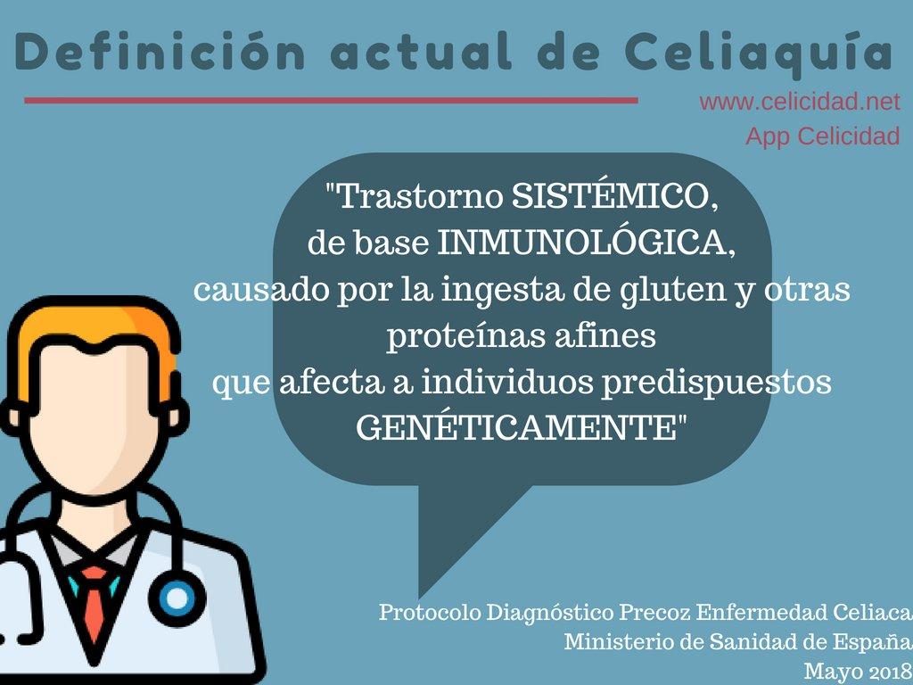 enfermedades asociadas a la celiaquia