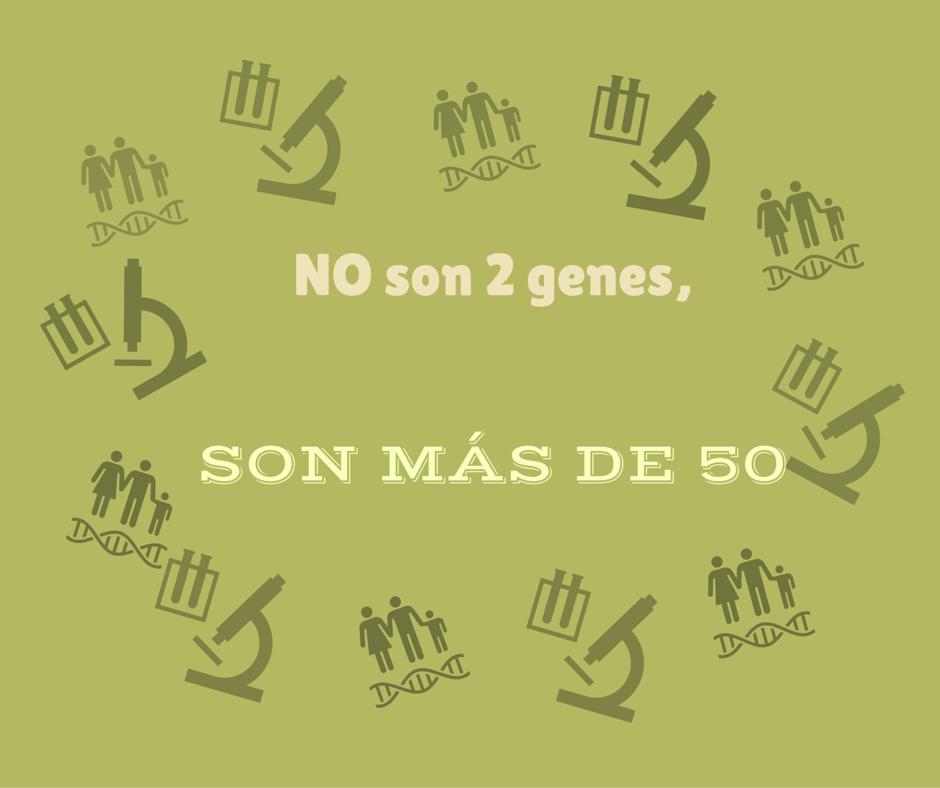 El papel de la genética en la celiaquía