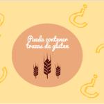 Trazas de gluten