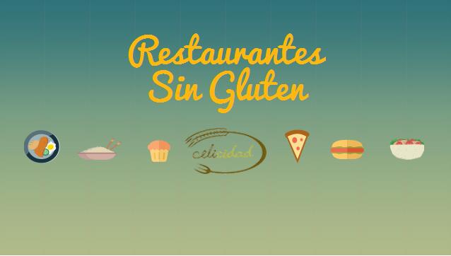 Las provincias con más restaurantes sin gluten