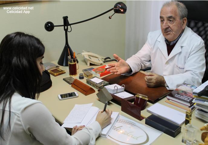 Dr. Rodrigo, experto en celiaquía