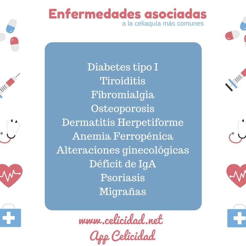 celiaquia y lupus