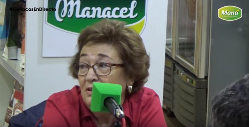 """Dra. Polanco: """"La enfermedad celiaca ha cuadriplicado su incidencia en los últimos 20 años"""""""