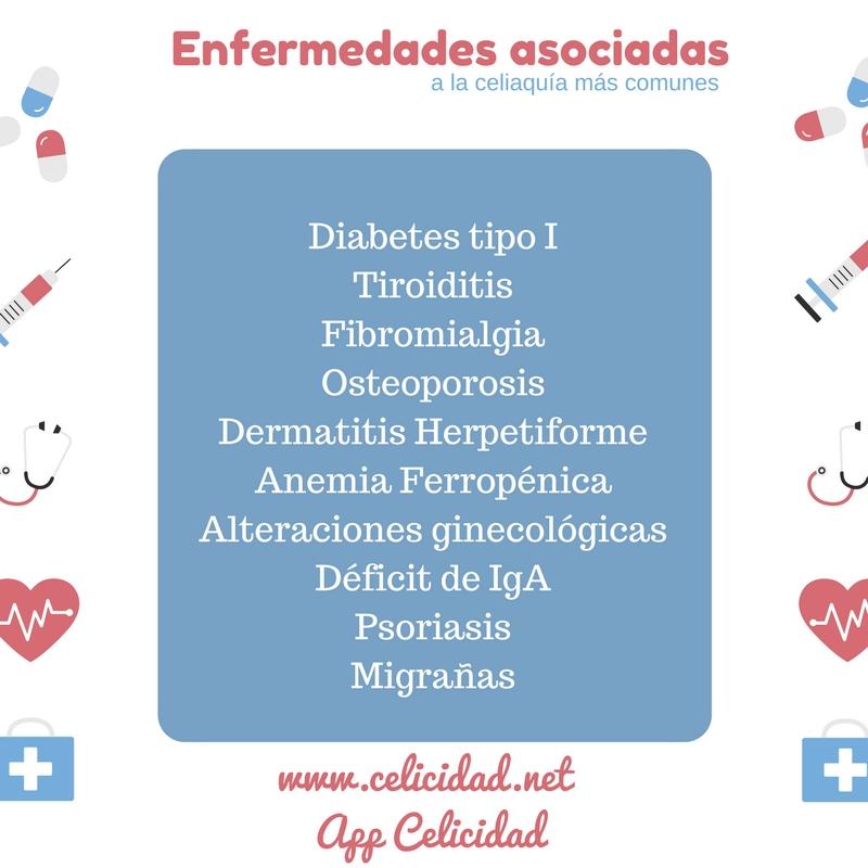 celiaquía y enfermedades hepáticas