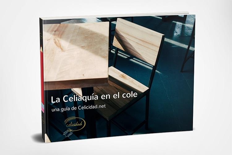 Celicidad publica una guía sobre celiaquía para centros educativos