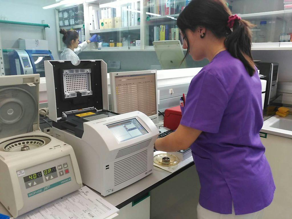 prueba genética celiaquía Genyca