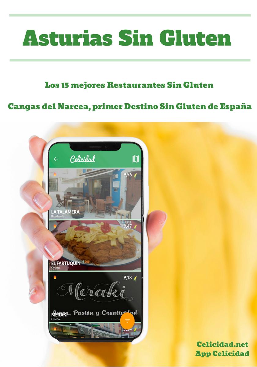 Restaurantes sin gluten en Asturias