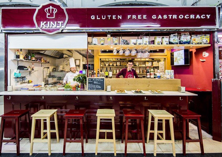 restaurantes 100% sin gluten