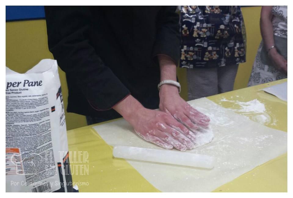 Descubriendo los secretos del pan singlu en el taller de Singlutenismo y Celiaquines