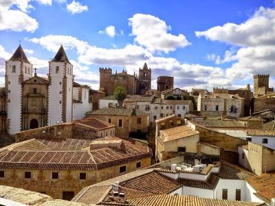 Cáceres, Capital Gastronómica 2015 sin gluten
