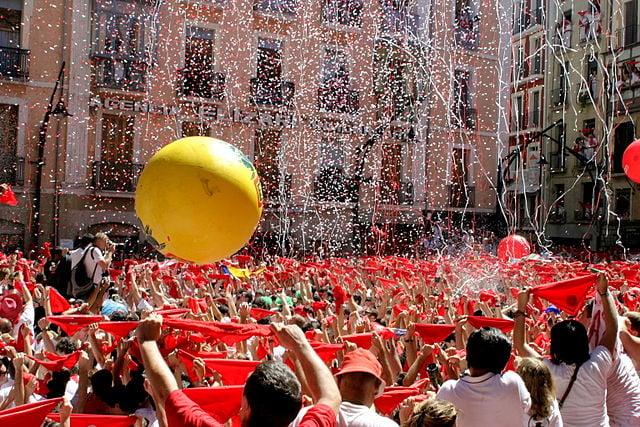 7 de julio, San Fermín (sin gluten)