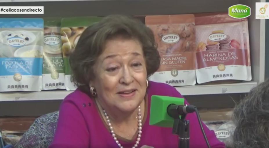 Dra Polanco: «Son más los celiacos con síntomas no digestivos»