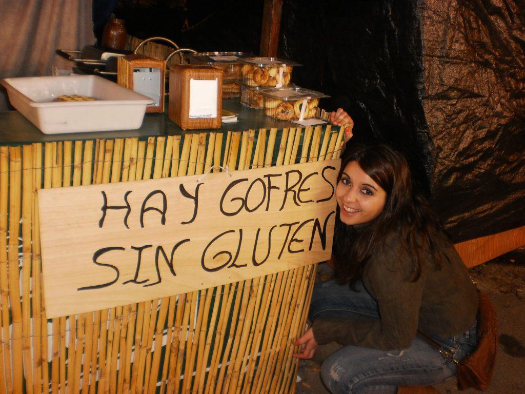 gofres sin gluten Celicidad