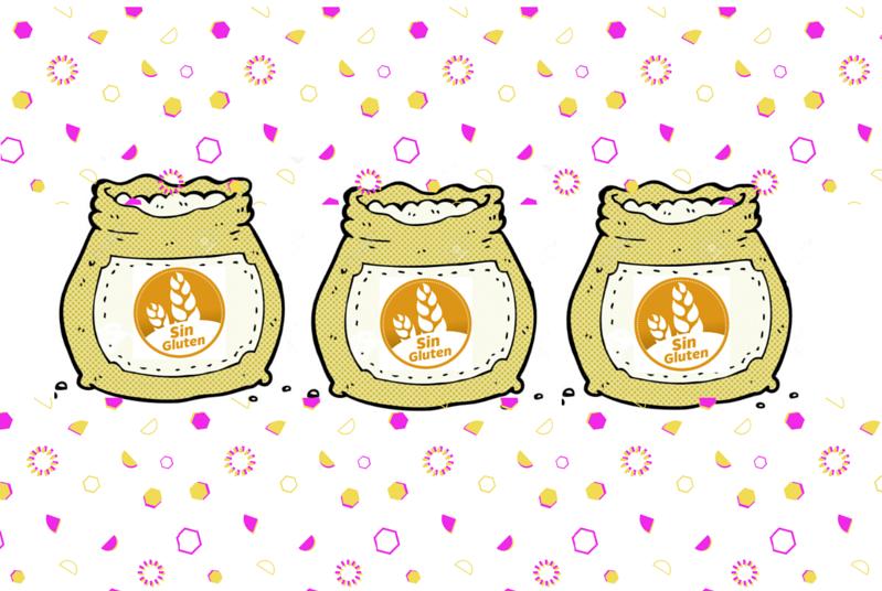 Harinas sin gluten: sus usos en la cocina