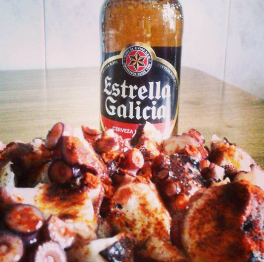 Estrella Galicia Sin Gluten Cerveza Sin Gluten