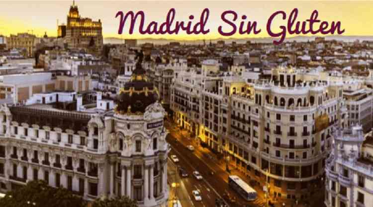 Madrid Sin Gluten a través de sus restaurantes