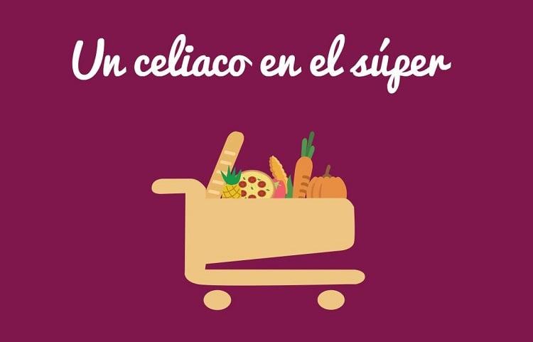 La cesta de la compra sin gluten, 1.174 € más cara al año que la cesta con gluten