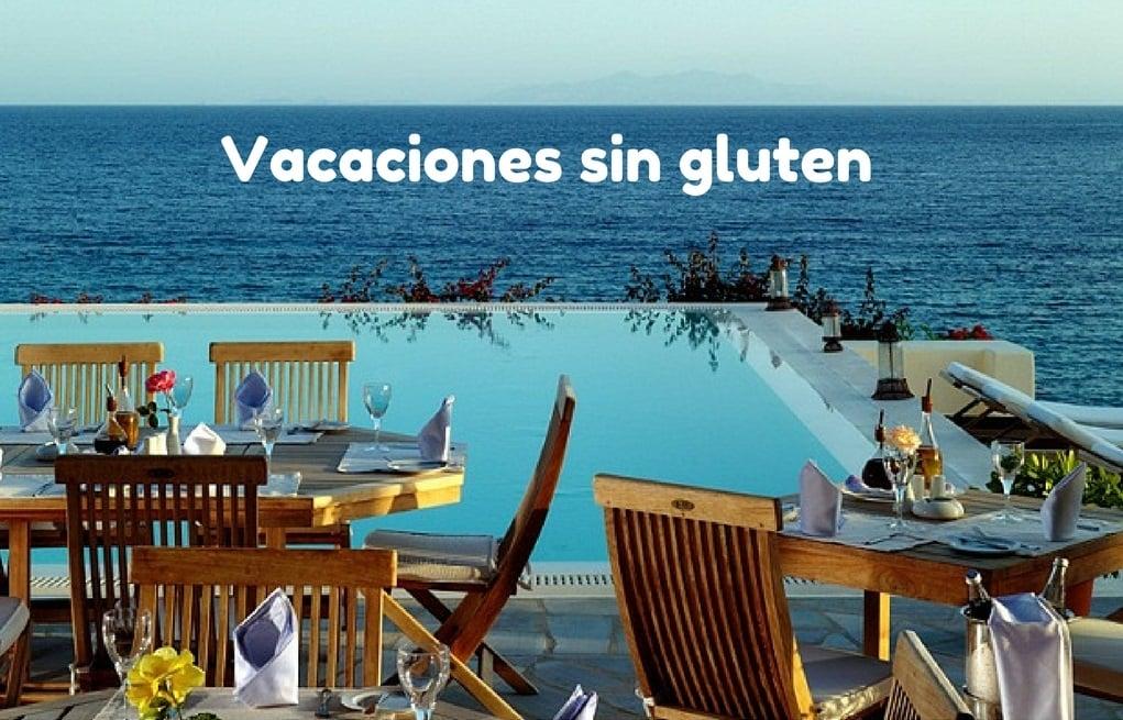 Los mejores destinos para unas vacaciones sin gluten