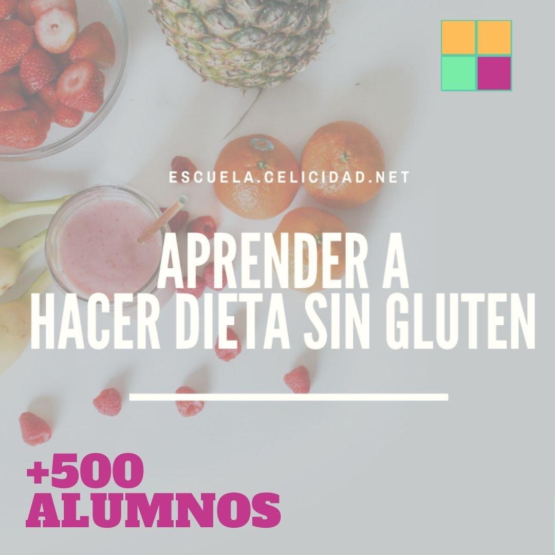 Aprender a Hacer Dieta Sin Gluten