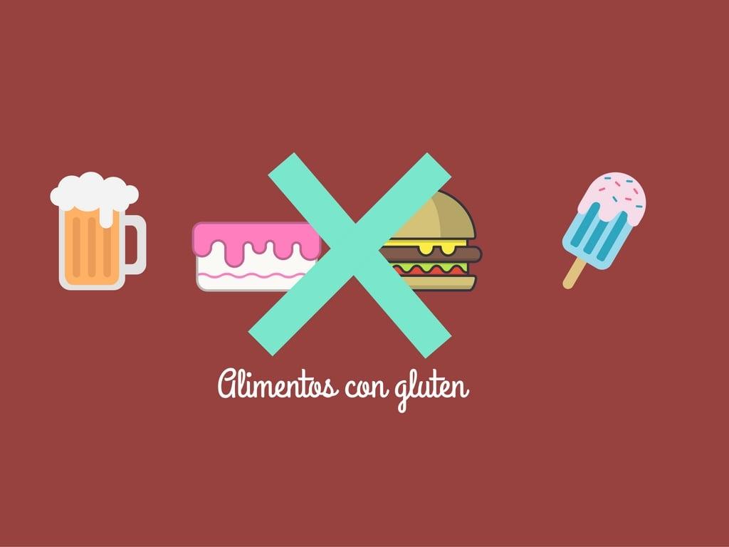 Alimentos con gluten: nunca en nuestra despensa