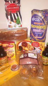 Navidad con Minfood y Celicidad