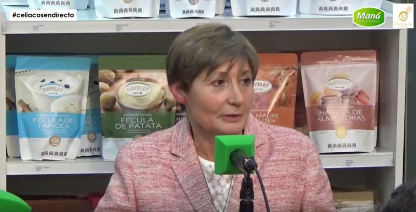 Dra Alonso: «La celiaquía es una alergia no mediada por IgE»