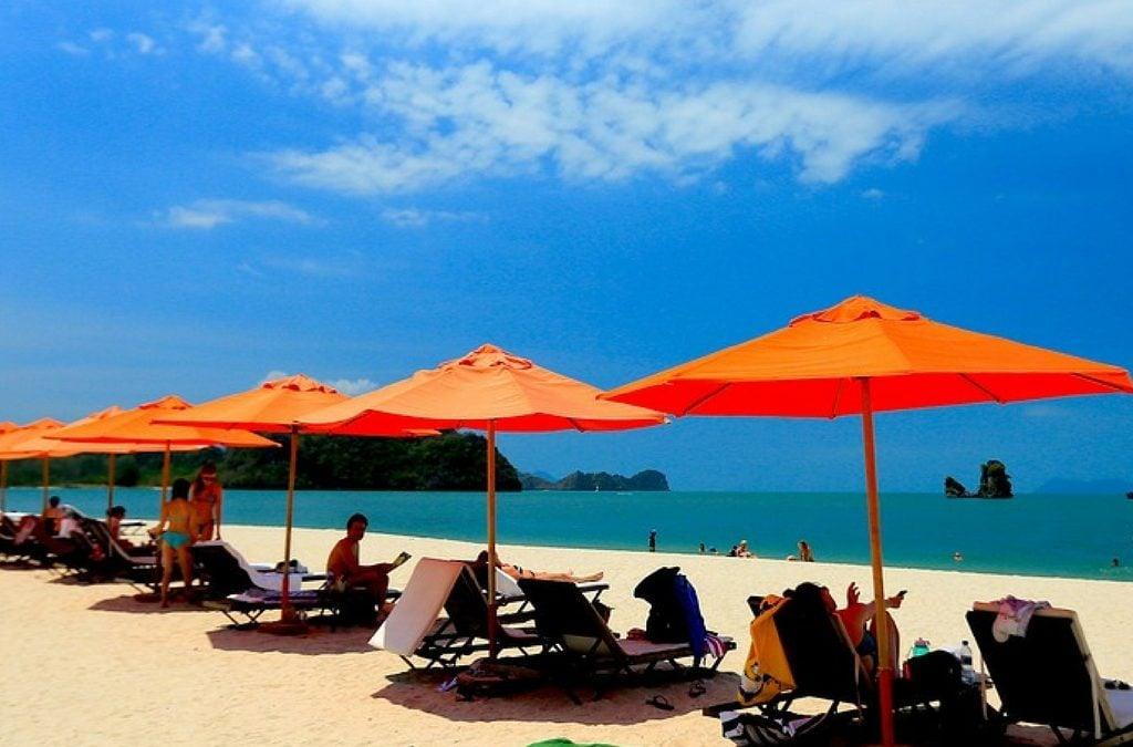 Ideas para un día de playa sin gluten
