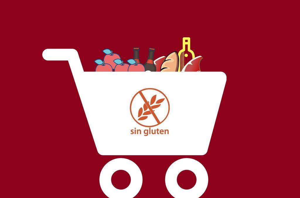 6 claves para aprender a hacer la compra sin gluten