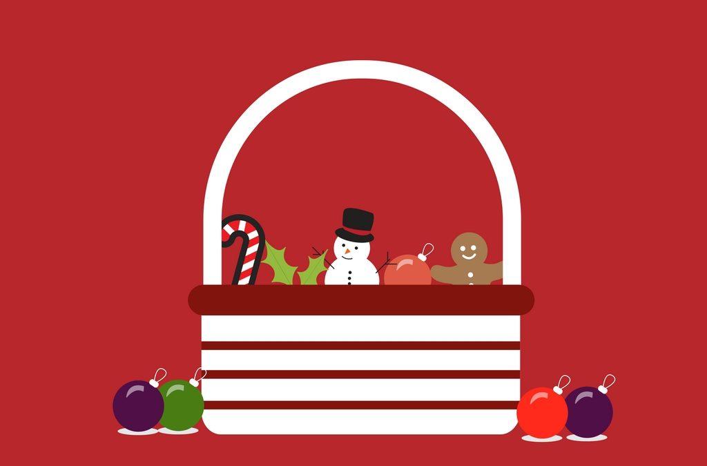 Gana una cesta de Navidad de Minfood con la App Celicidad