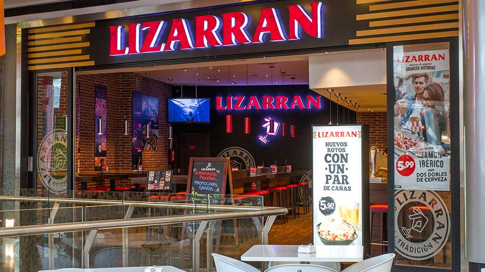 Lizarran ofrece ya opciones sin gluten