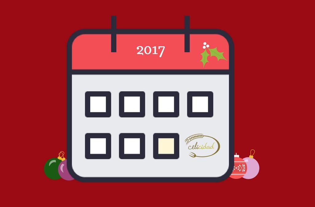 El 2017 de Celicidad: charlas, talleres, jornadas y demás