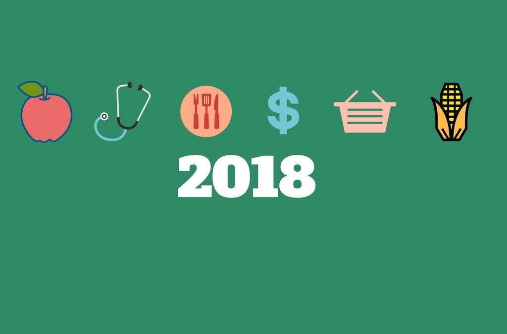 Lo que le pido al 2018