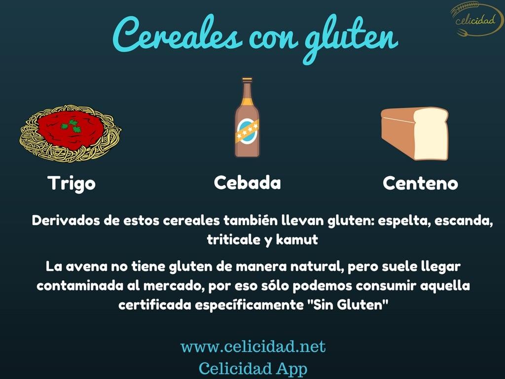 cereales con gluten