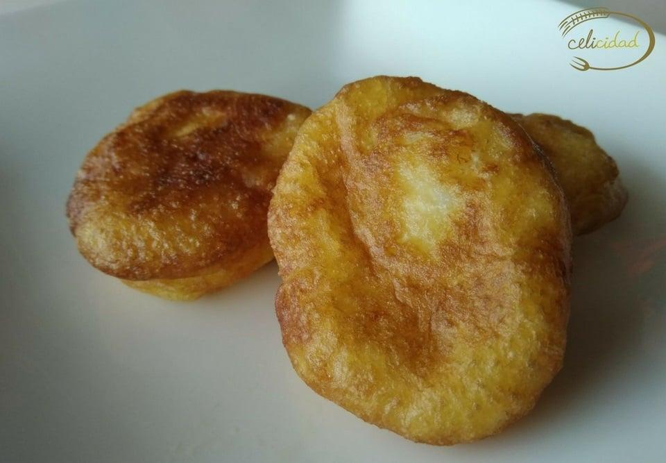 buñuelos sin gluten
