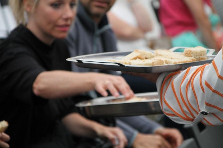 Los showcookings de las III Jornadas Cangas Sin Gluten