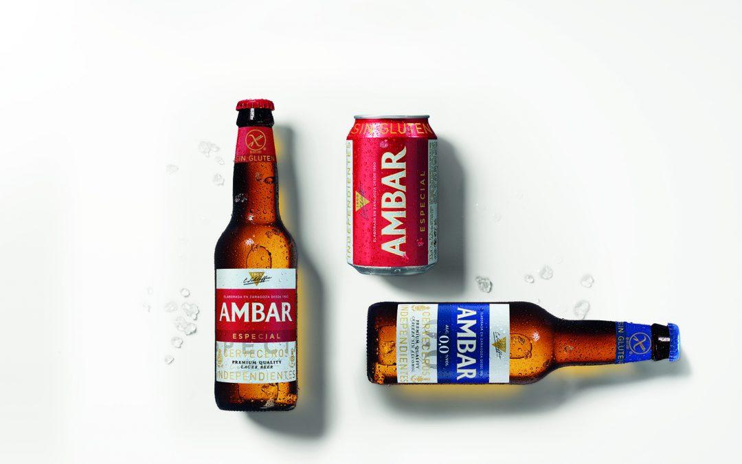 Ambar Sin Gluten: 10 años de cerveza y de compromiso