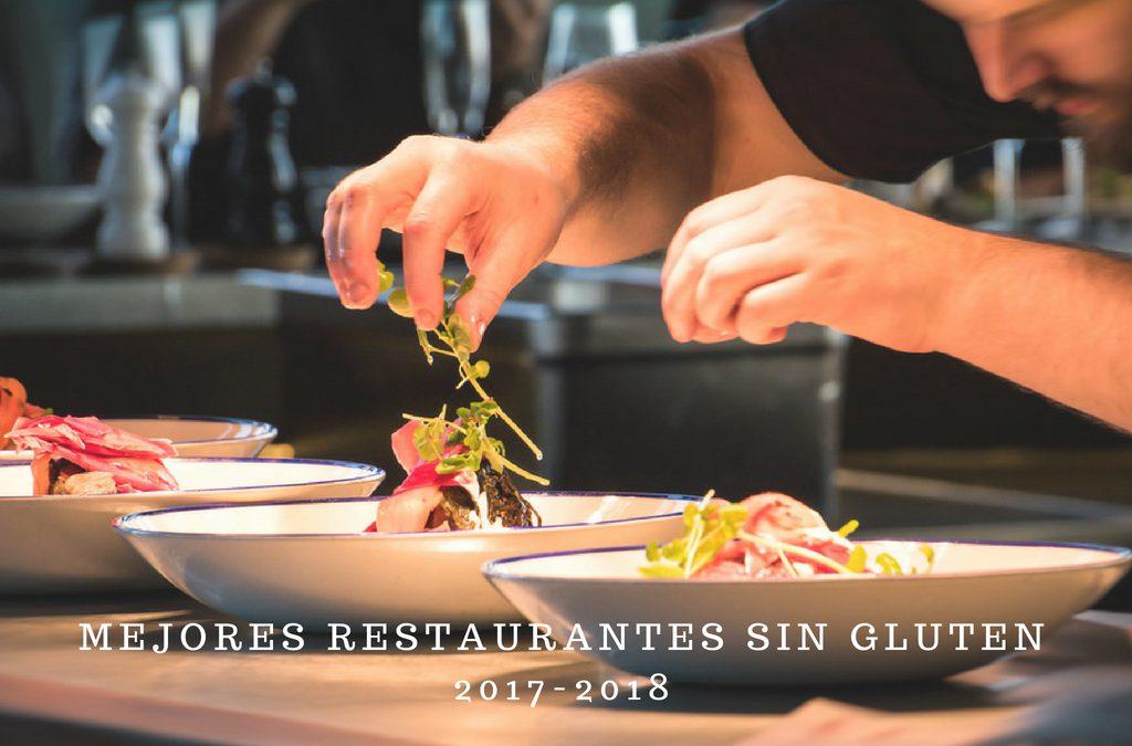 Celicidad: Los mejores Restaurantes Sin Gluten 2017-2018