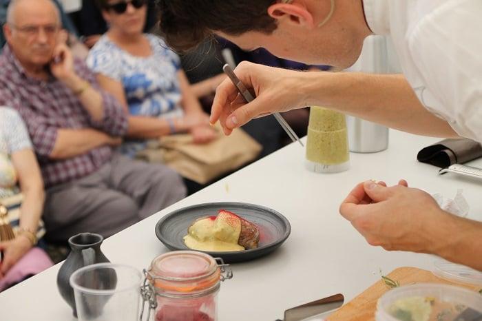 Mateo Sierra abre restaurante 100% sin gluten, en Huesca