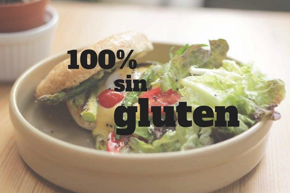 Restaurantes 100% sin gluten que no te puedes perder