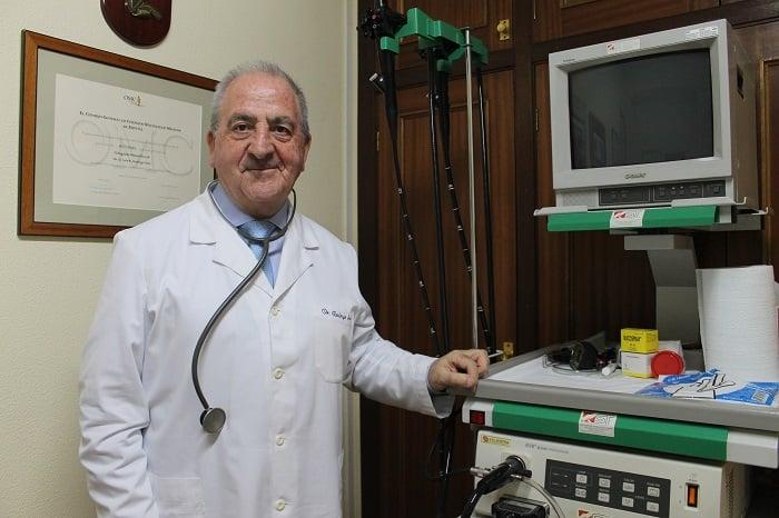 Dr. Rodrigo: «Se diagnostica poco la celiaquía, porque en la consulta no se piensa lo suficiente en ella»