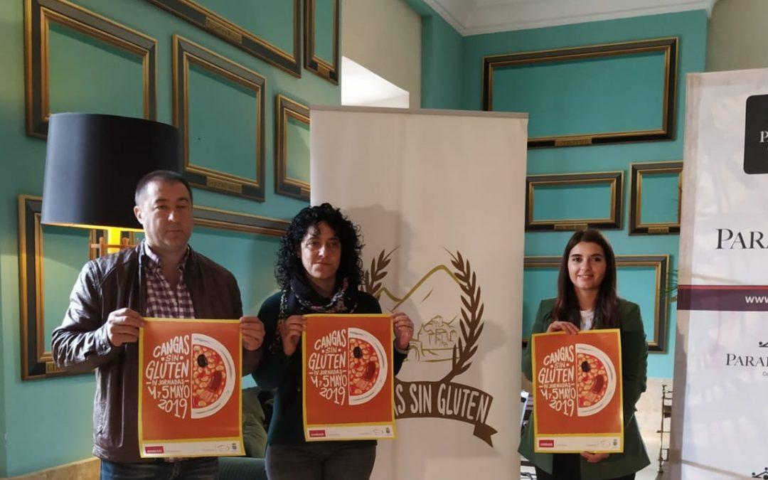 Cangas del Narcea presenta las IV Jornadas Cangas Sin Gluten