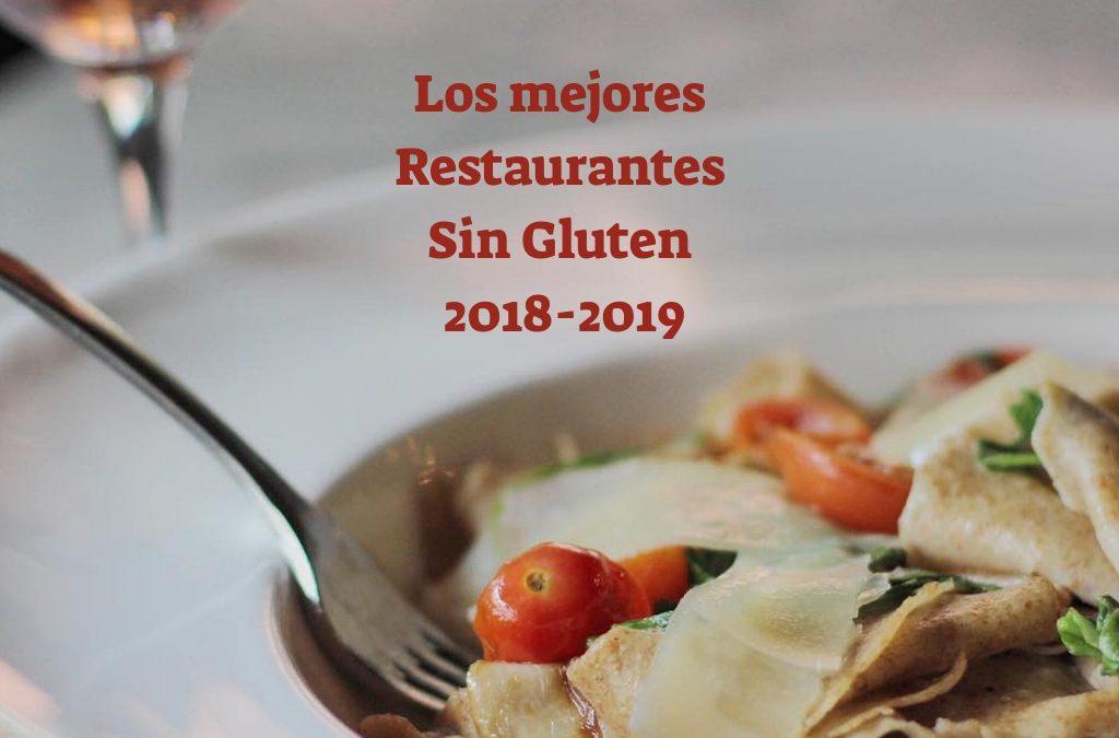 Ranking 2019: los Mejores Restaurantes Sin Gluten de Celicidad