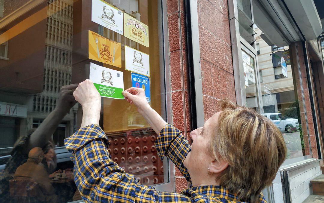 Cangas del Narcea renueva la red Cangas Sin Gluten 2020 con 55 establecimientos