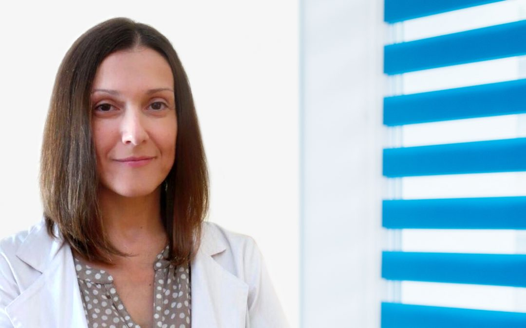 Dra. África Villarroel: «Merece la pena hacer un despistaje de celiaquía en personas con Hipotiroidismo de Hashimoto, ya que afecta hasta un 10% de los celiacos»