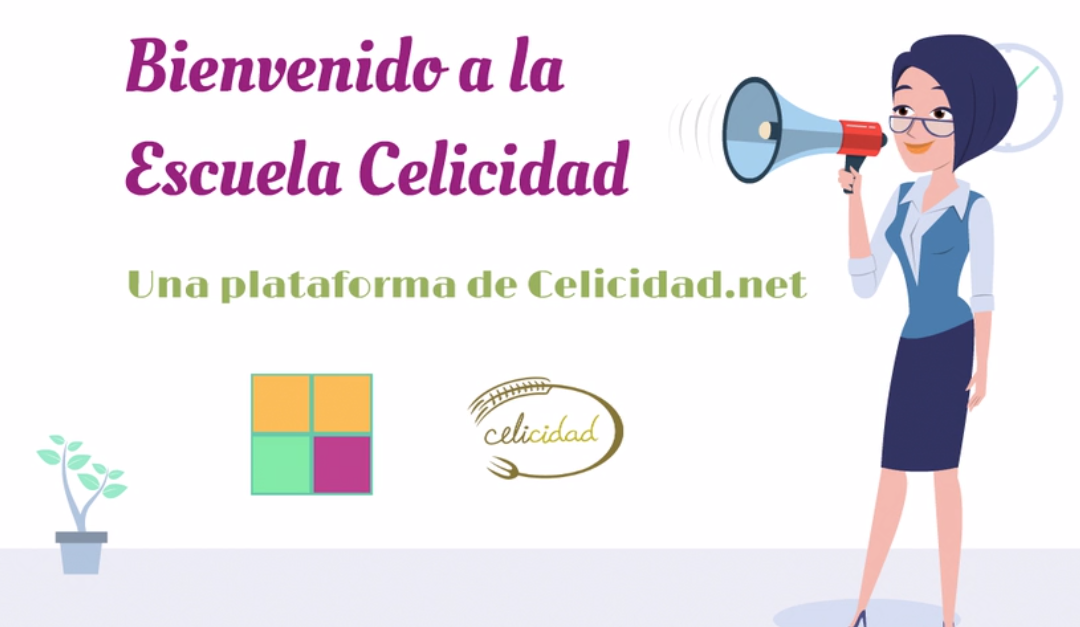 Nace la Escuela Celicidad, plataforma de aprendizaje online