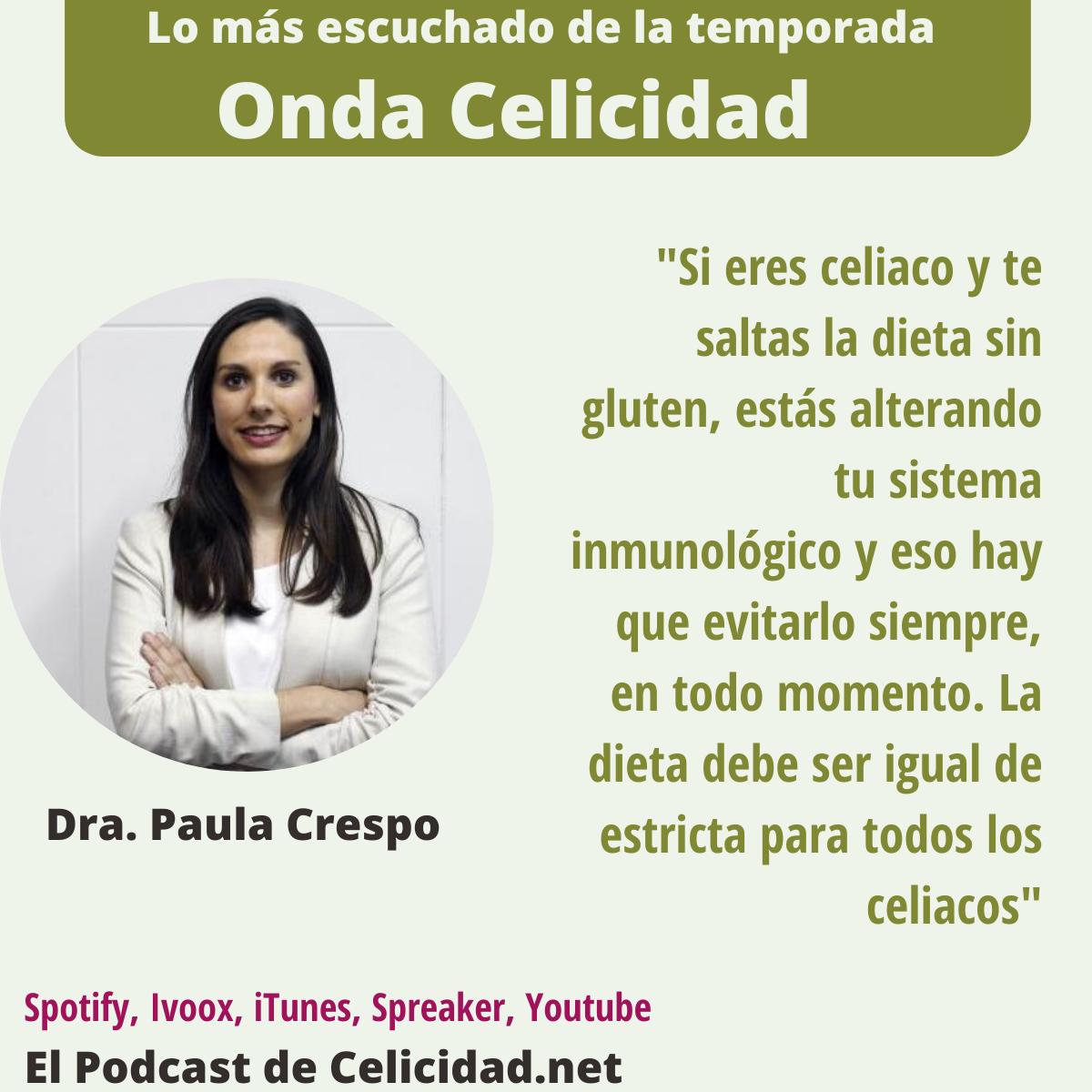 Dra. Paula Crespo