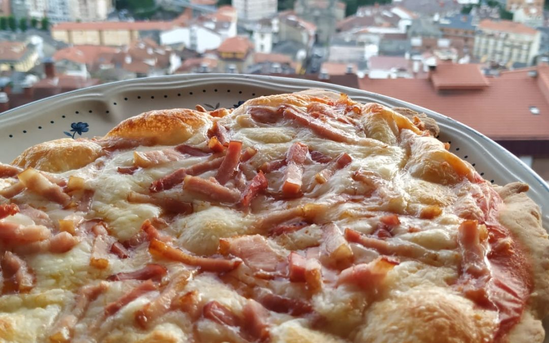base pizza sin gluten