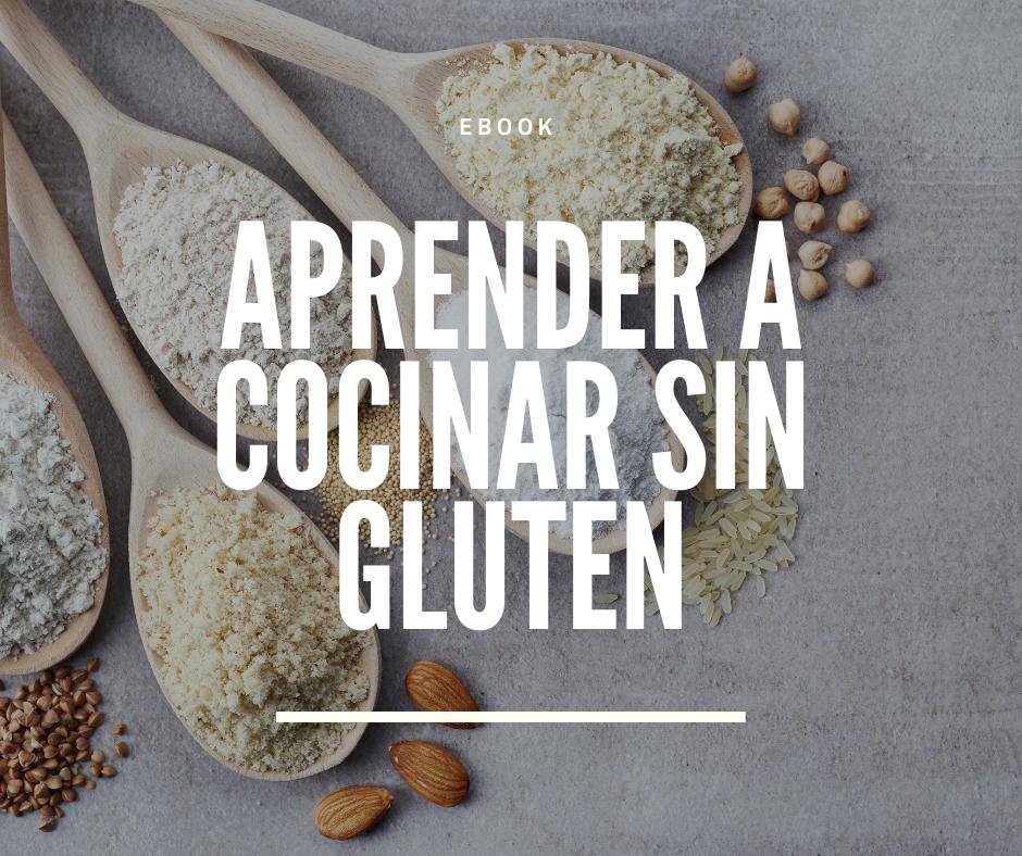 aprender a cocinar sin gluten